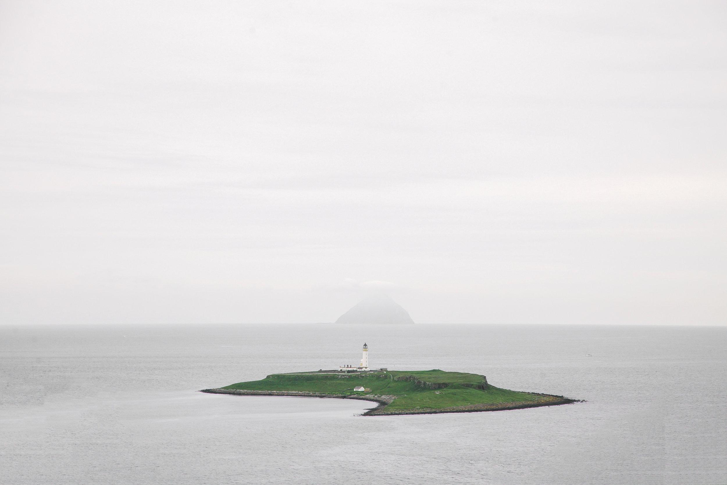 Scottish Island | Photo by Richard Gaston
