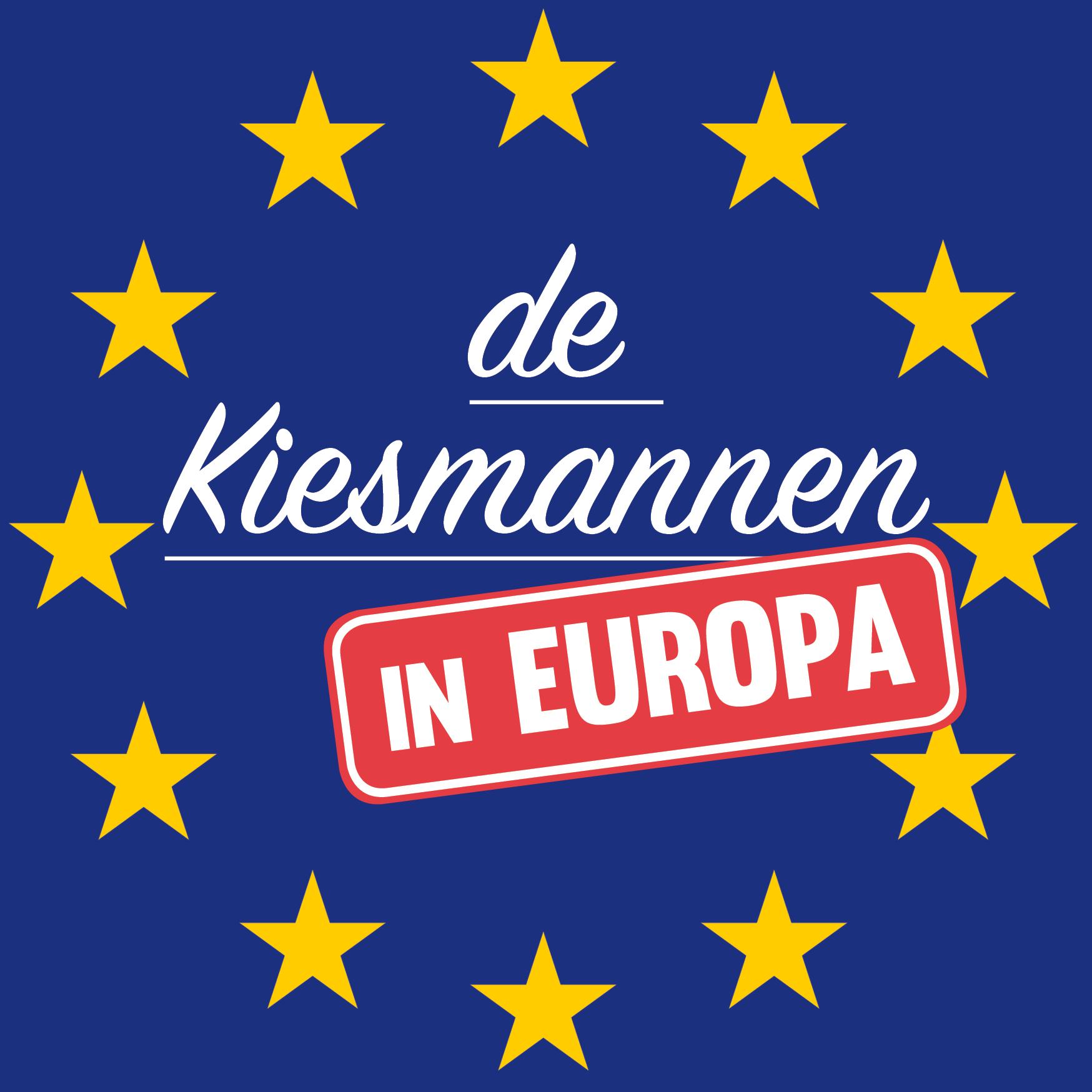 Kiesmannen in Europa