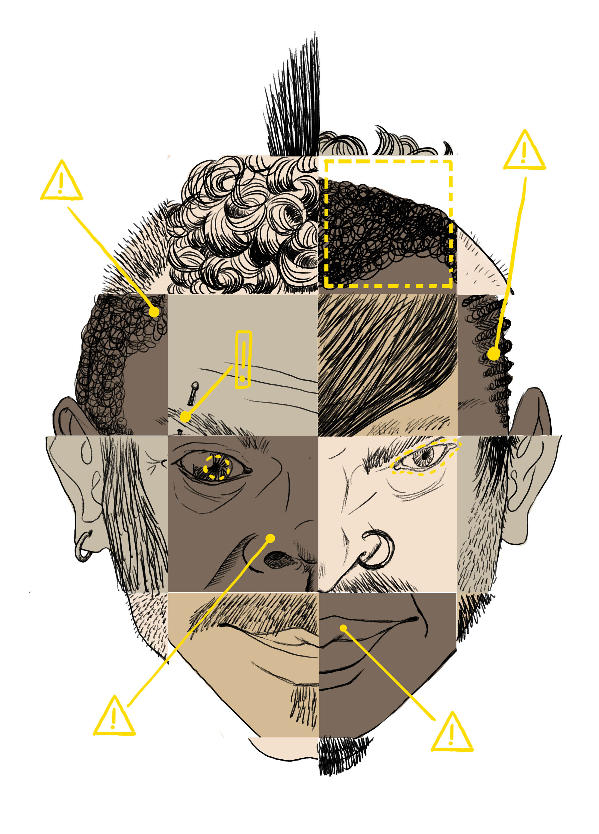 Automated Assumptions: The Failures of Facial Recognition - How technology has increased racial discrimination.
