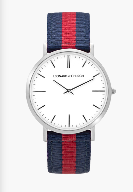 Leonard & Church Watch