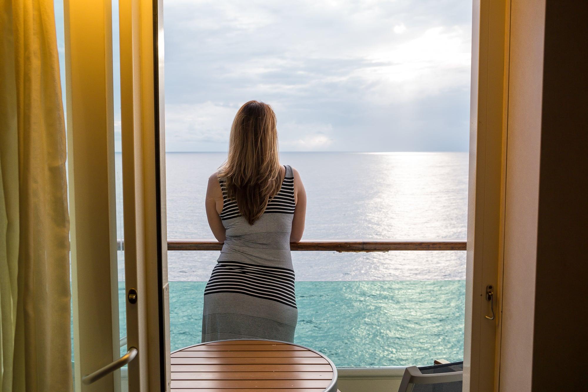 Balcony Room on Cruise
