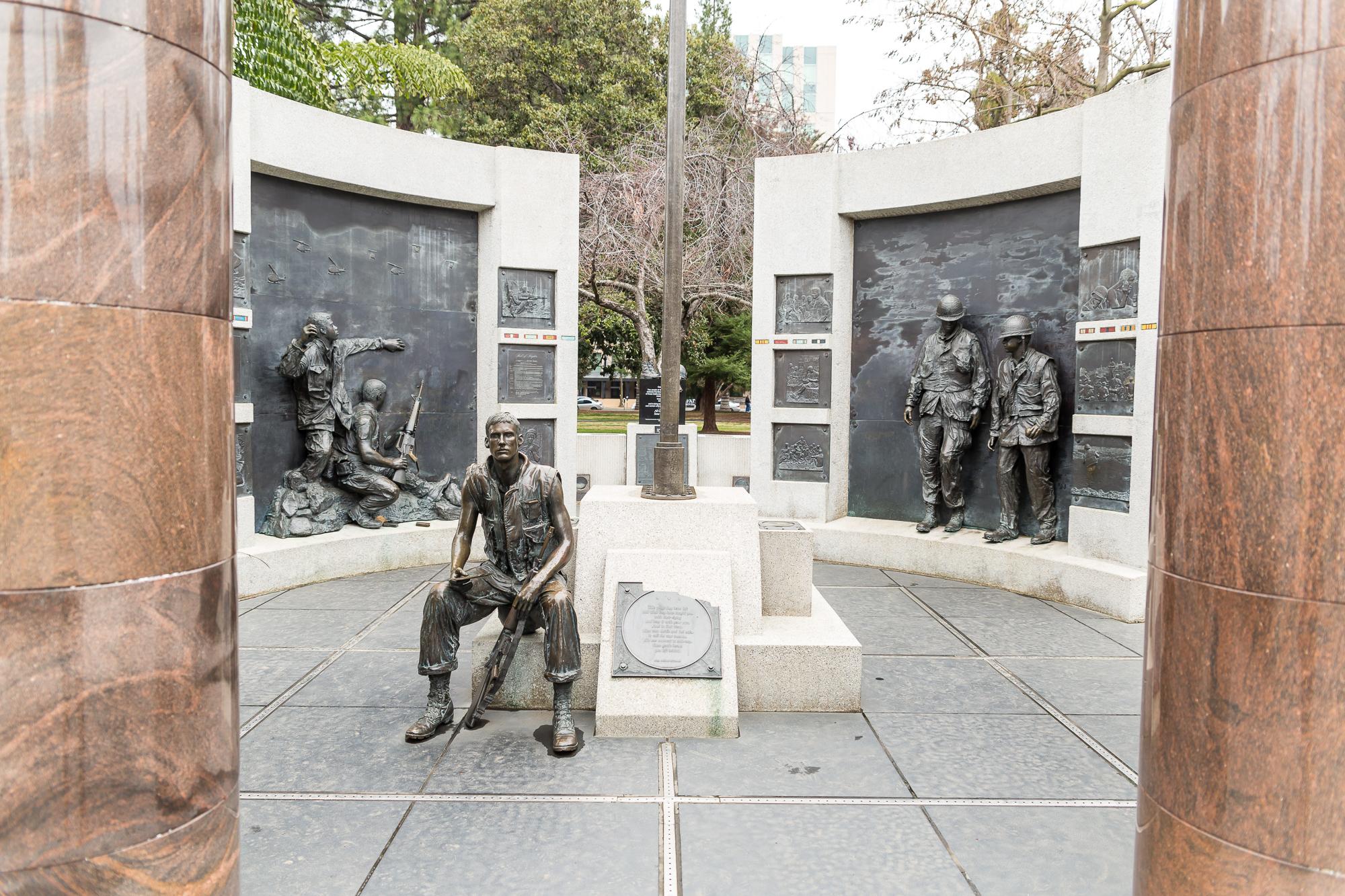Capitol Park Vietnam Memorial