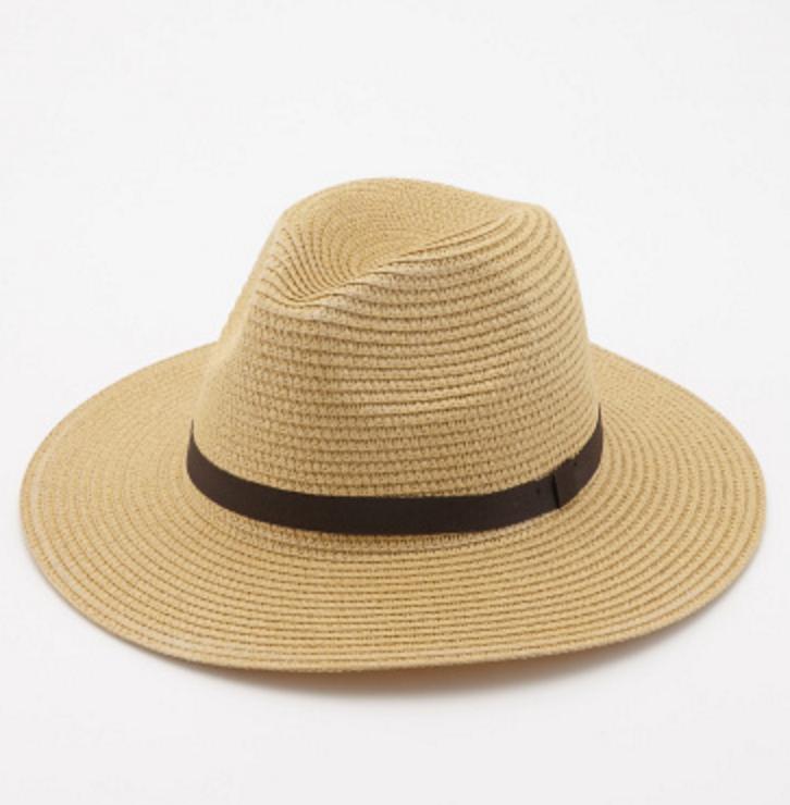 SLY STRAW HAT