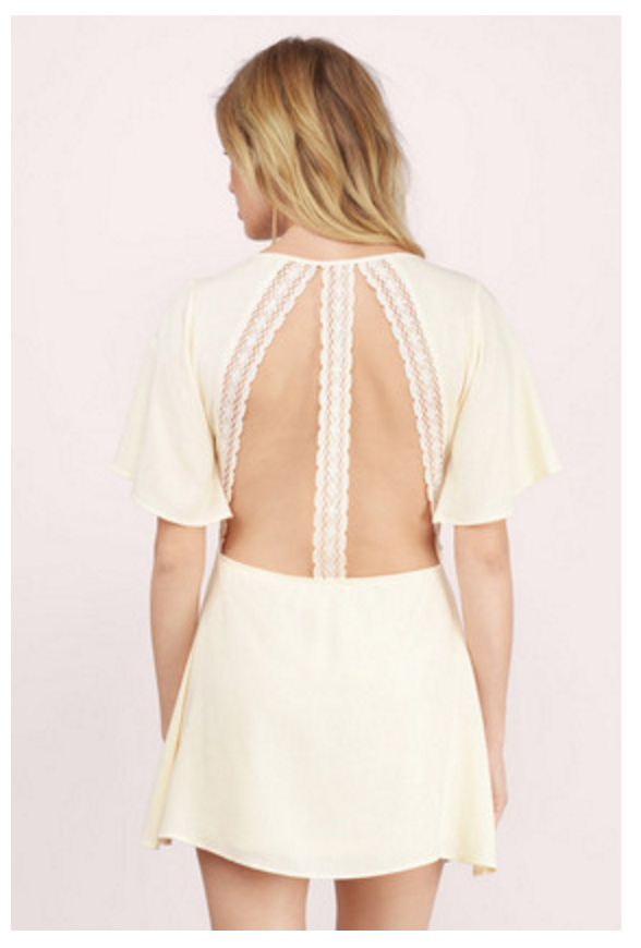 Tobi Casual Dress