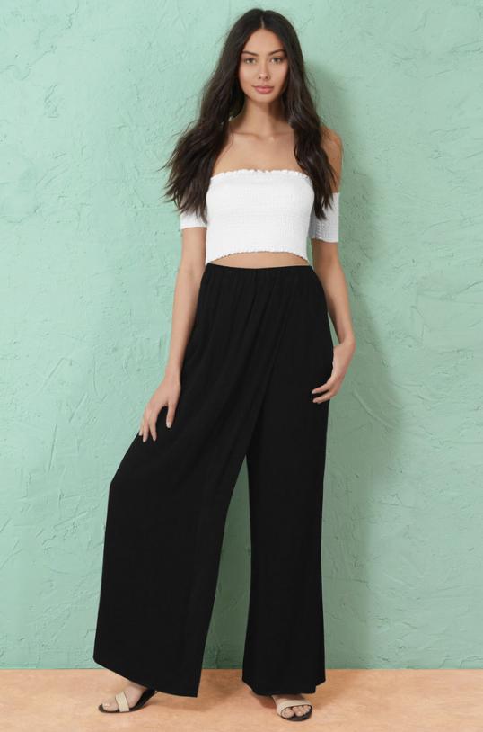 Catalina Wrap Over Pants