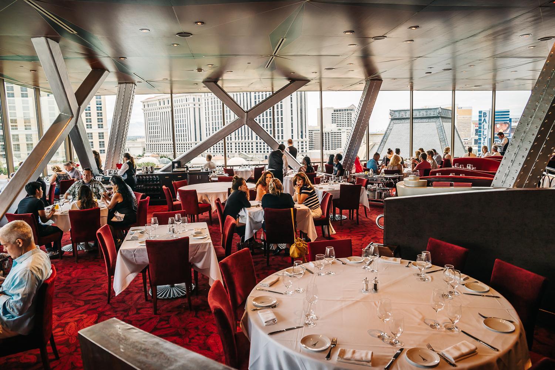 Our Phenomenal Eiffel Tower Restaurant