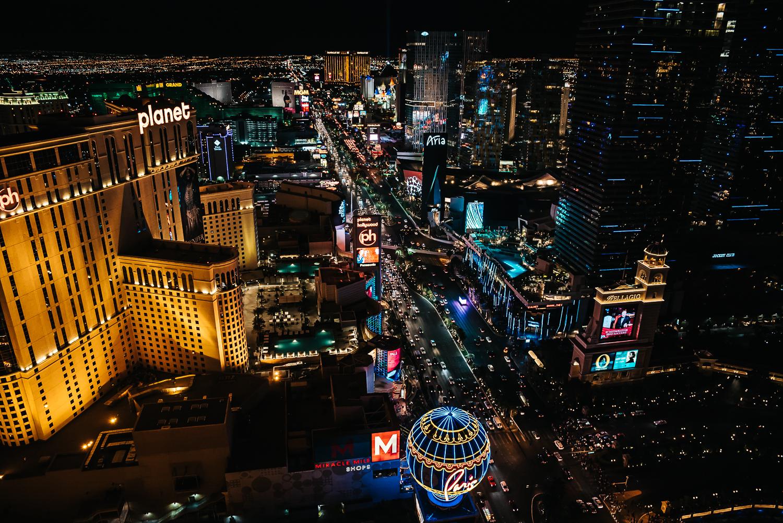 Vegas Strip www.thetravelpockets.com