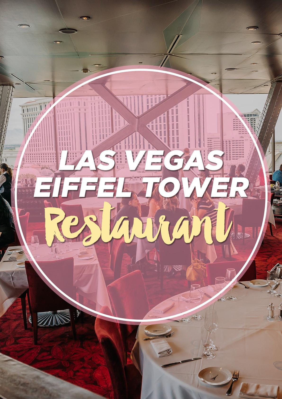 Eiffel Tower Restaurant Pinterest www.thetravelpockets.com