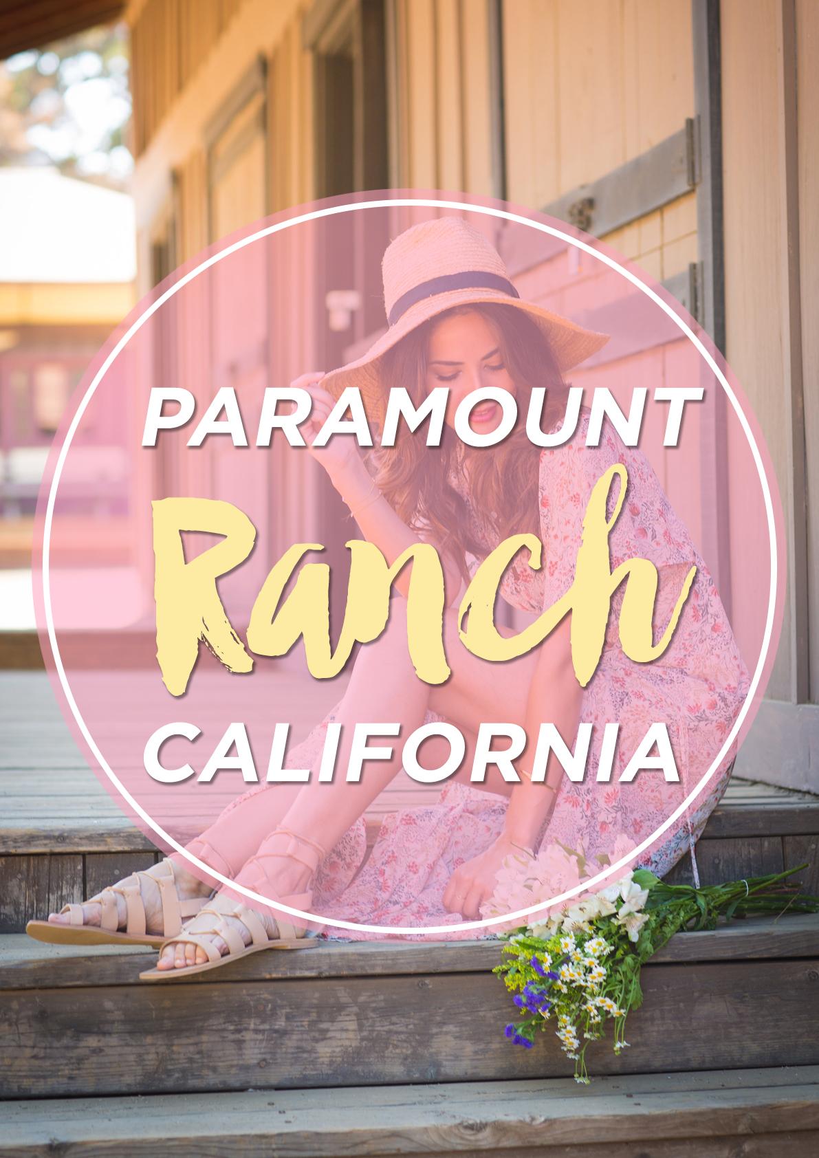Paramount Ranch Pinterest www.thetravelpockets.com
