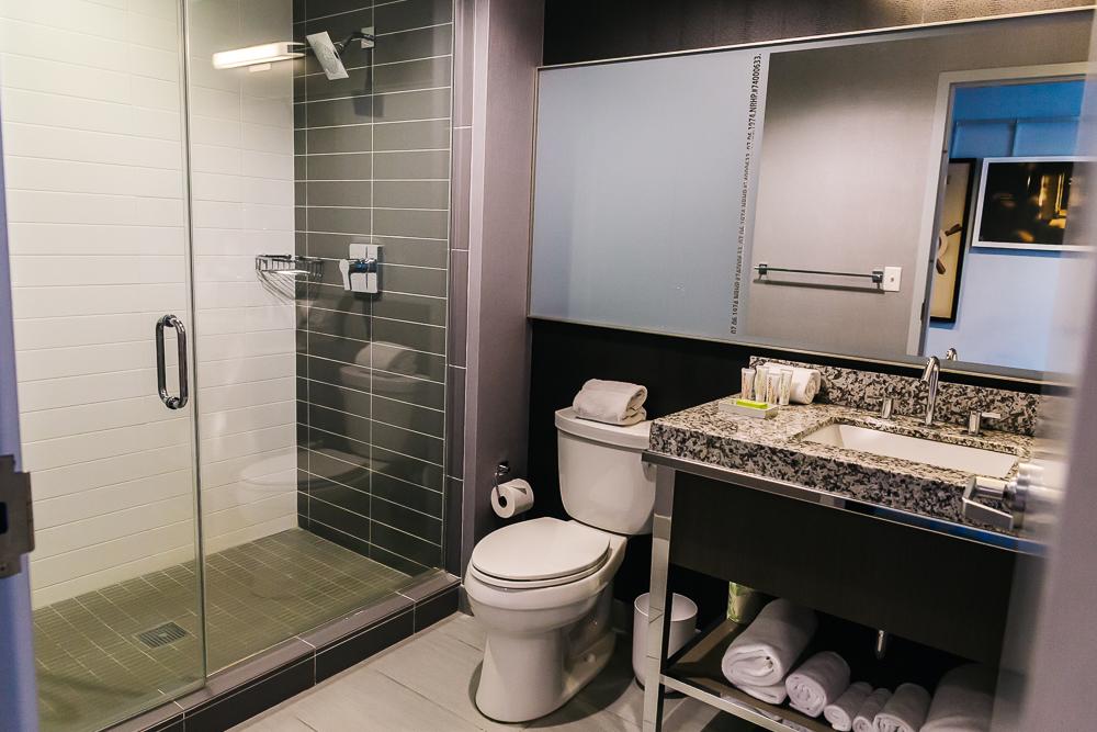 Le Meridien Tampa bathroom www.thetravelpockets.com