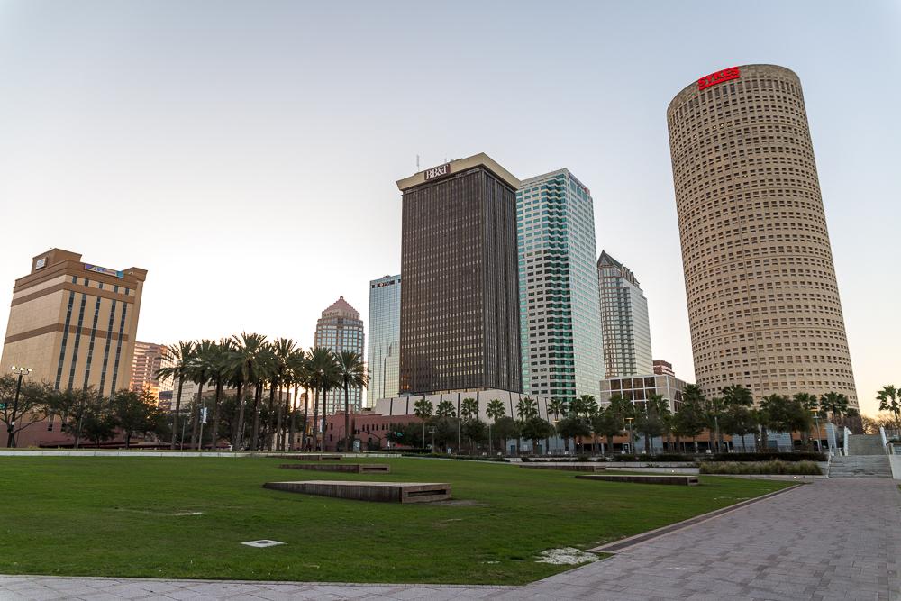 Tampa Curtis Hixon Park