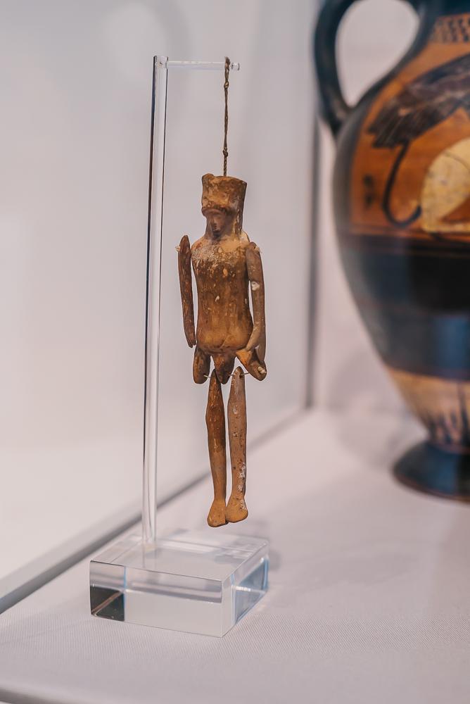 TMA Greek doll www.thetravelpockets.com