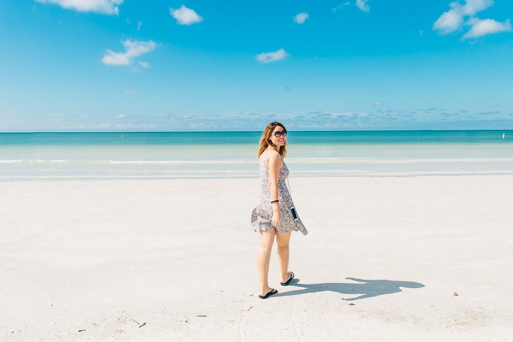 Siesta Key Beach www.thetravelpockets.com