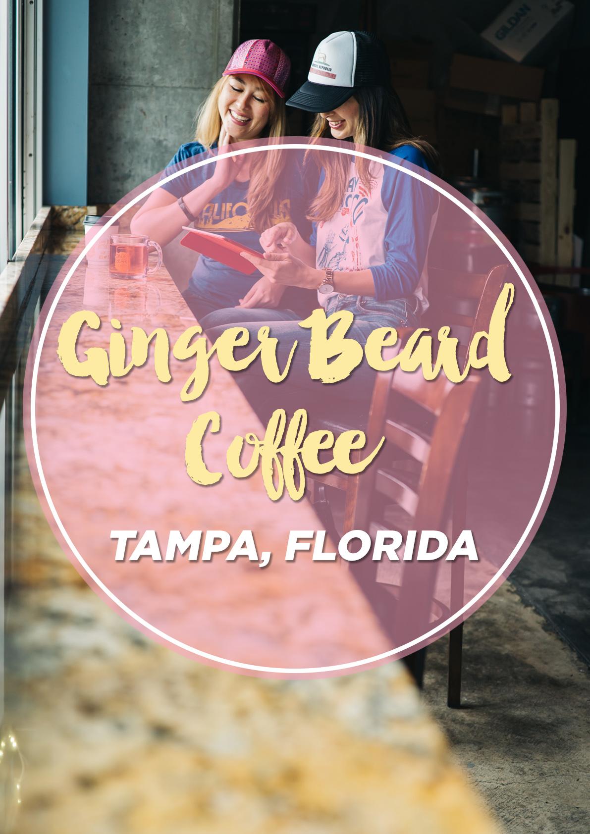 Ginger Beard Coffee Pinterest www.thetravelpockets.com