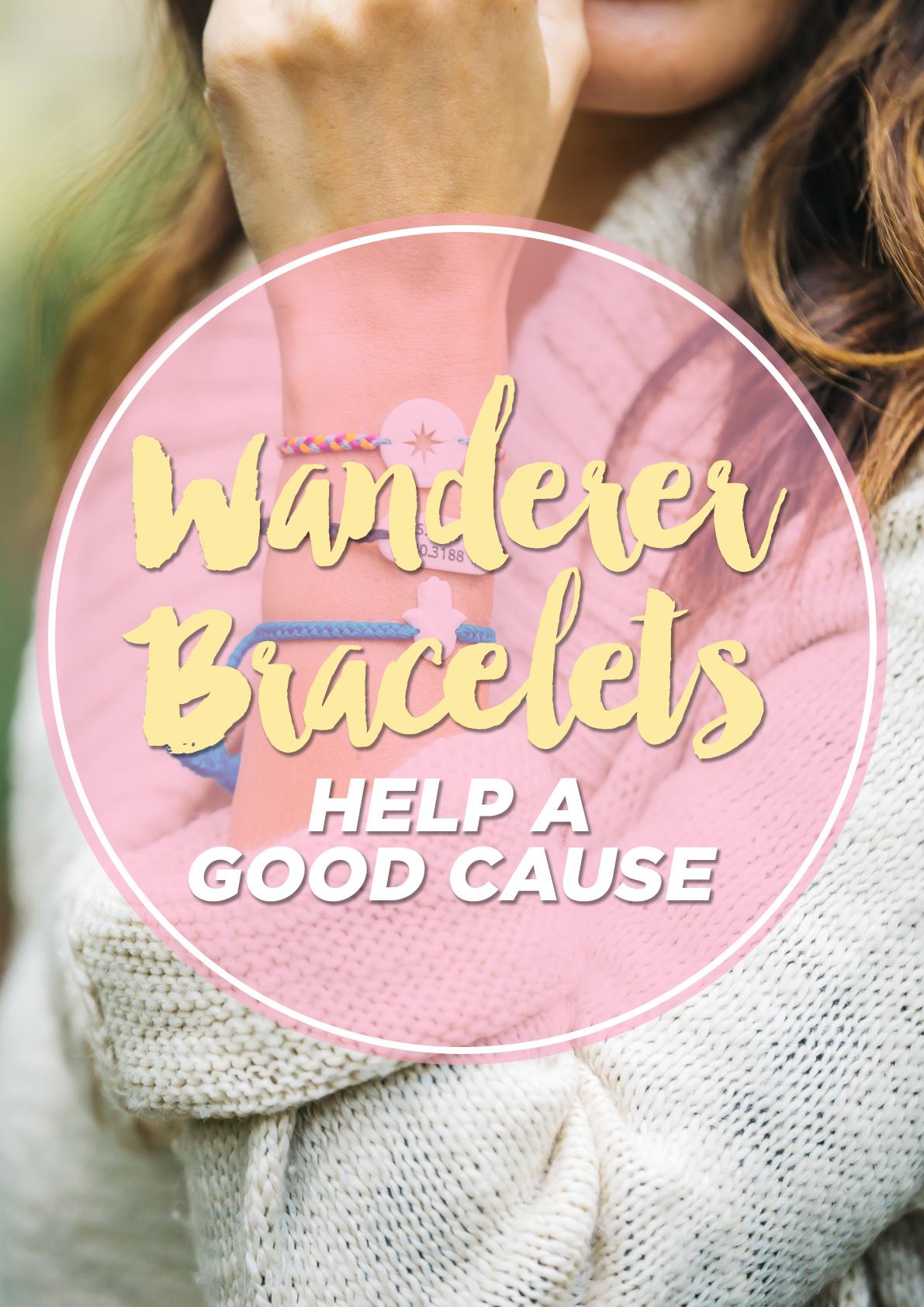 Wanderer Bracelets www.thetravelpockets.com