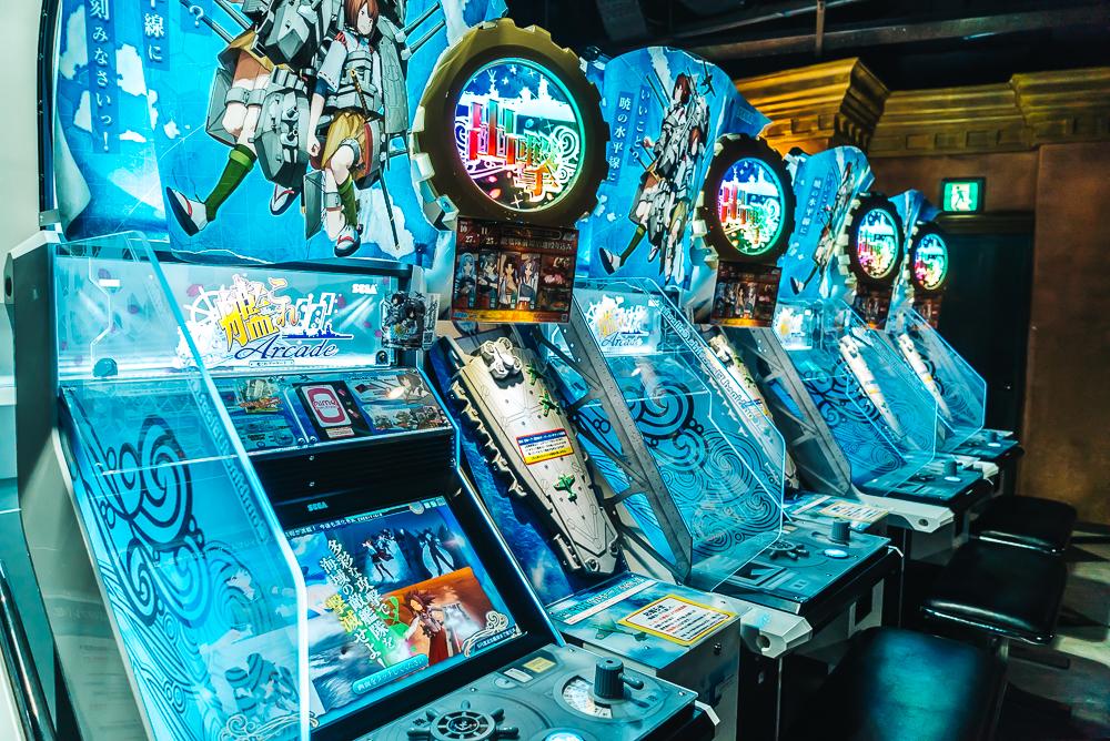 Красочные игры повсюду kawasaki warehouse arcade Kawasaki Warehouse Arcade – лучшая аркада в Японии! KAWASAKI WAREHOUSE www