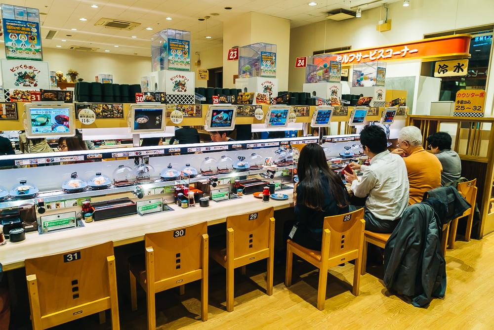 KURA SUSHI www.thetravelpockets.com