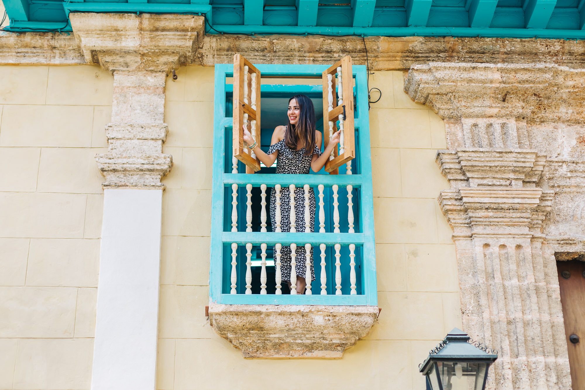 We loved our Airbnb location in Old Havana