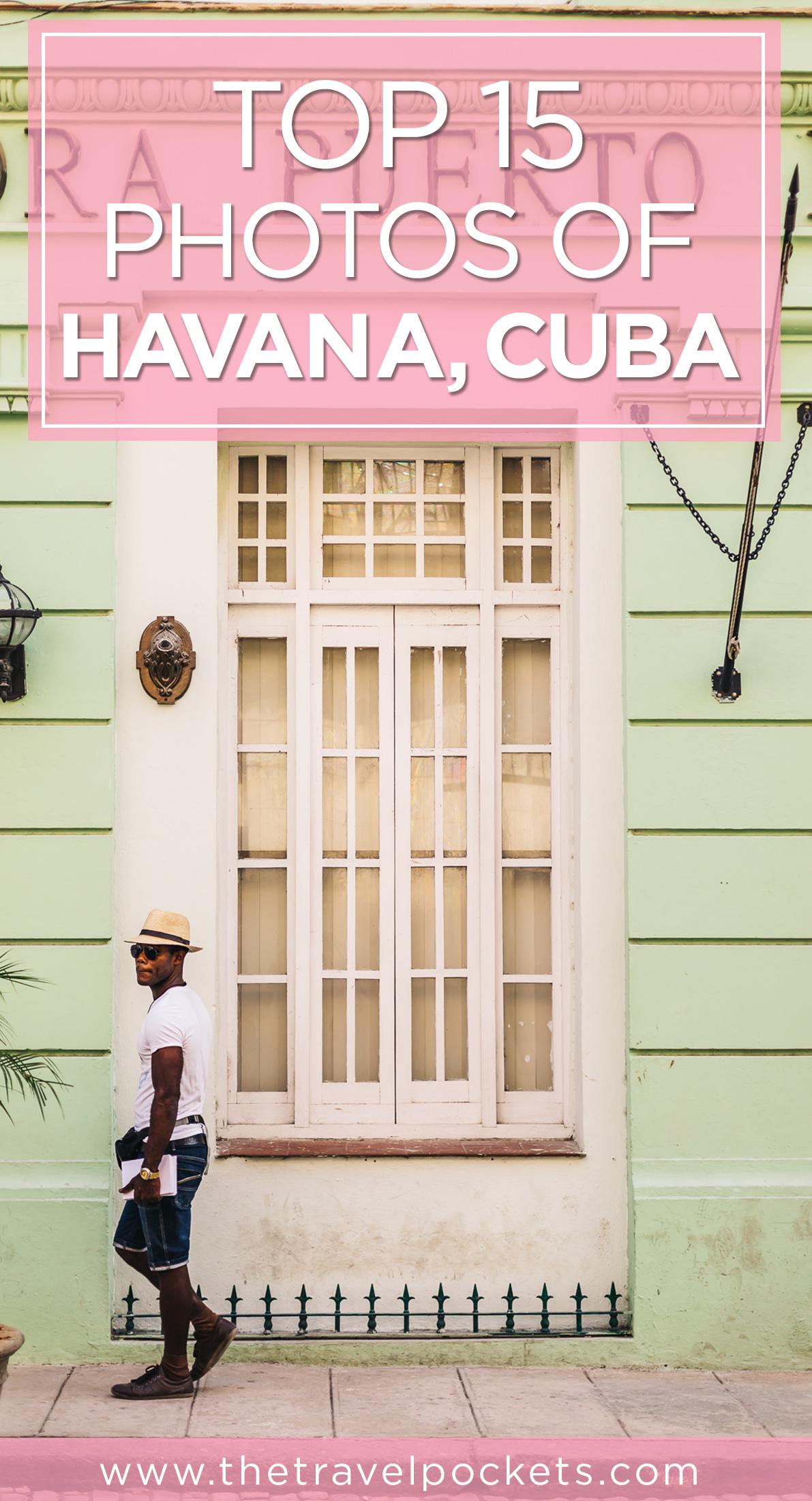 PINTEREST CUBA + www.thetravelpockets.com