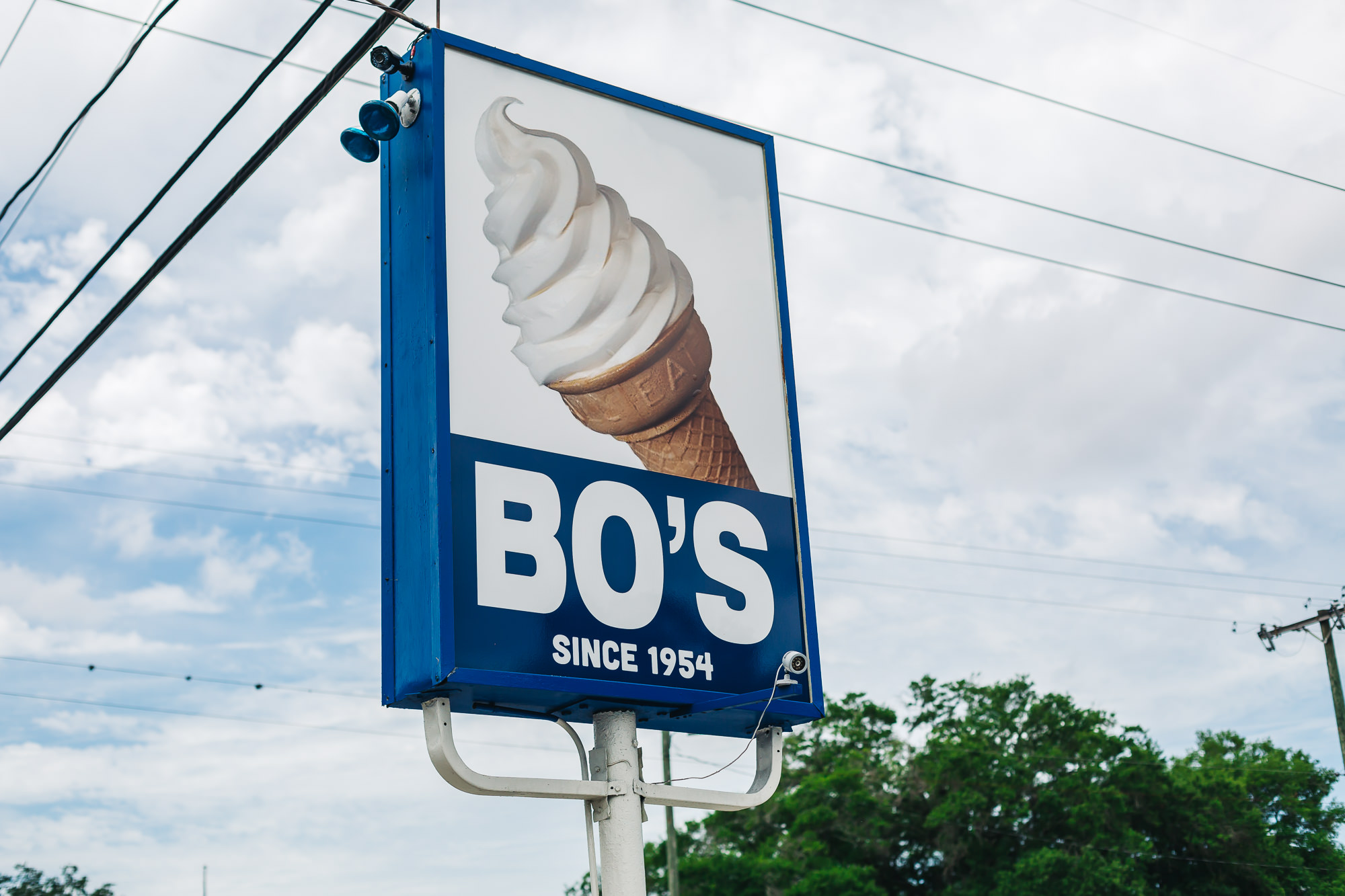 Bo's Ice Cream has been a Tampa favorite since 1954