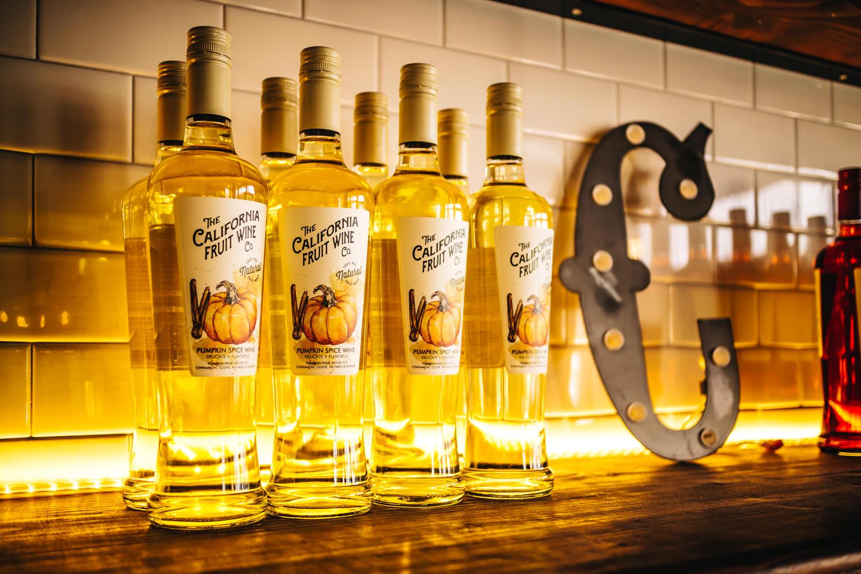 PUMPKIN SPICE WINE