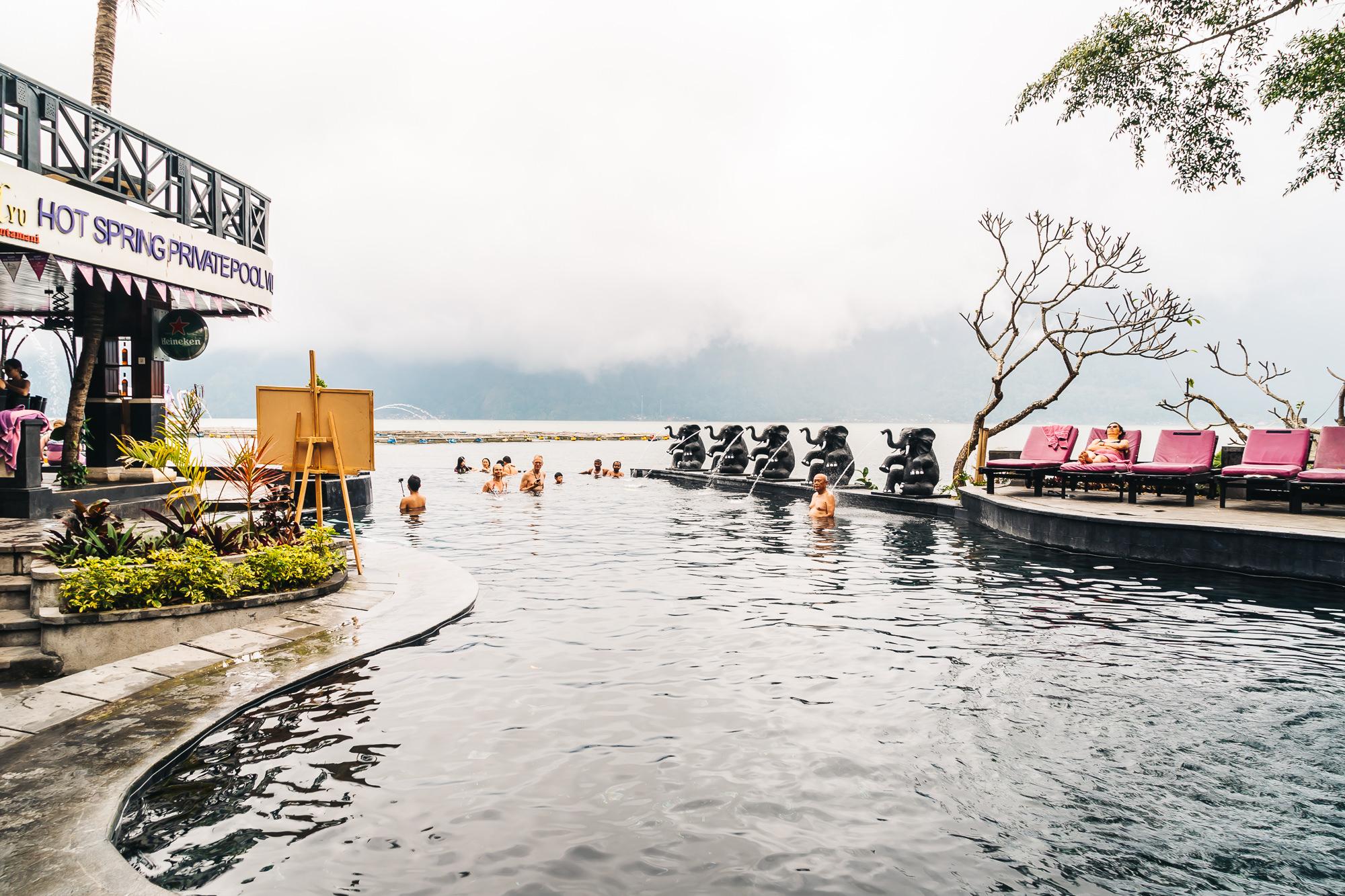 Batur Natural Hot Springs