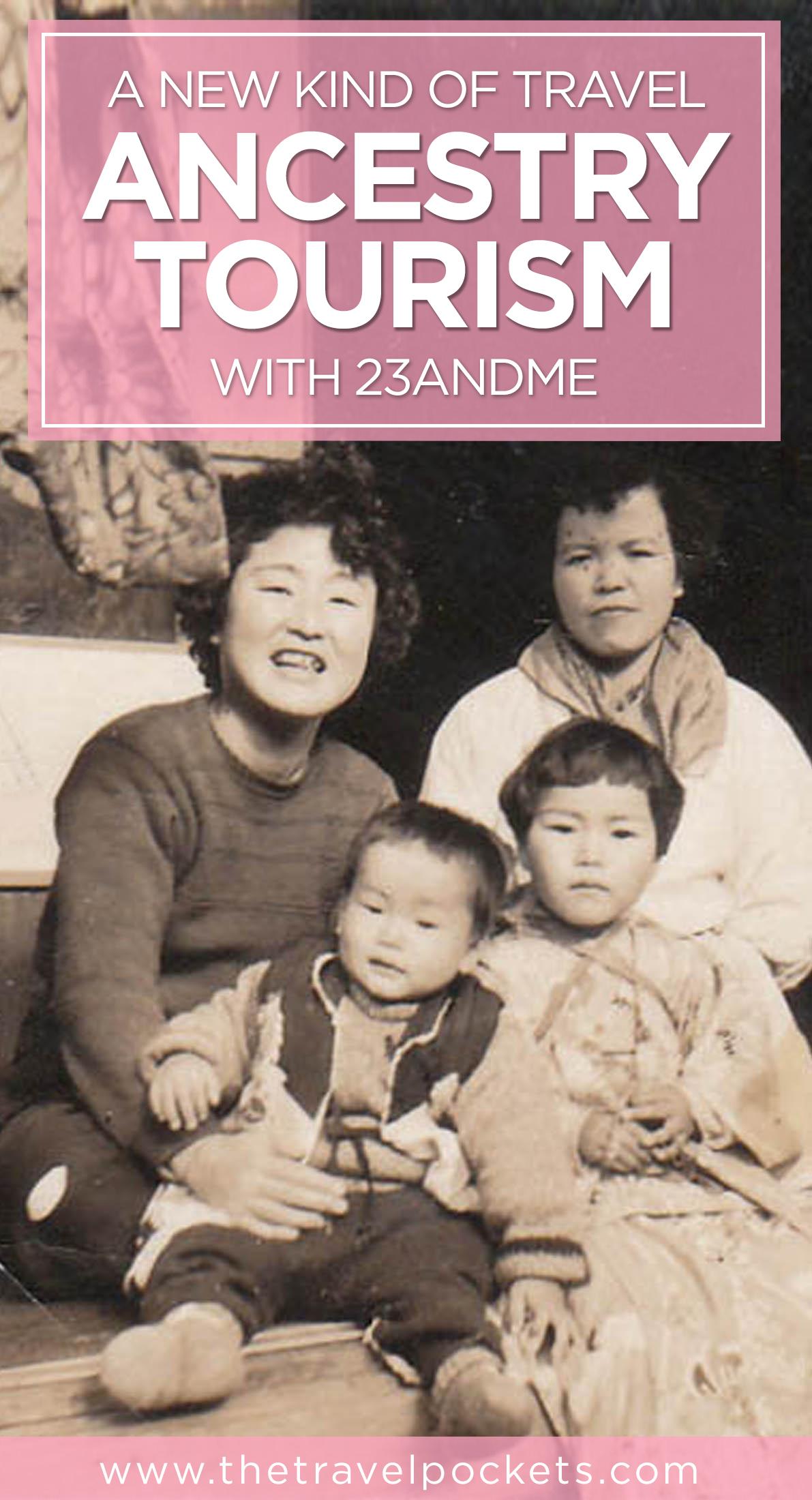 23andMe+++www.thetravelpockets.com