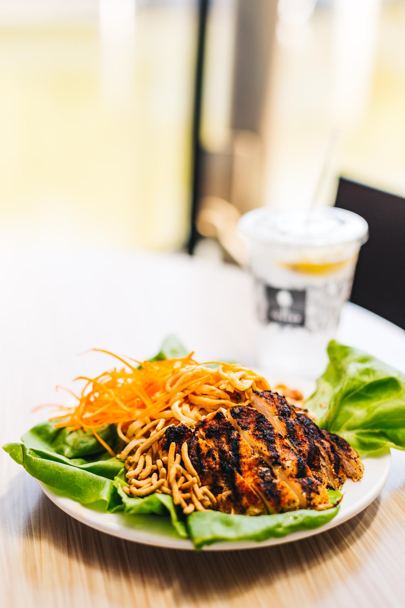 Vietnamese Noodle Salad