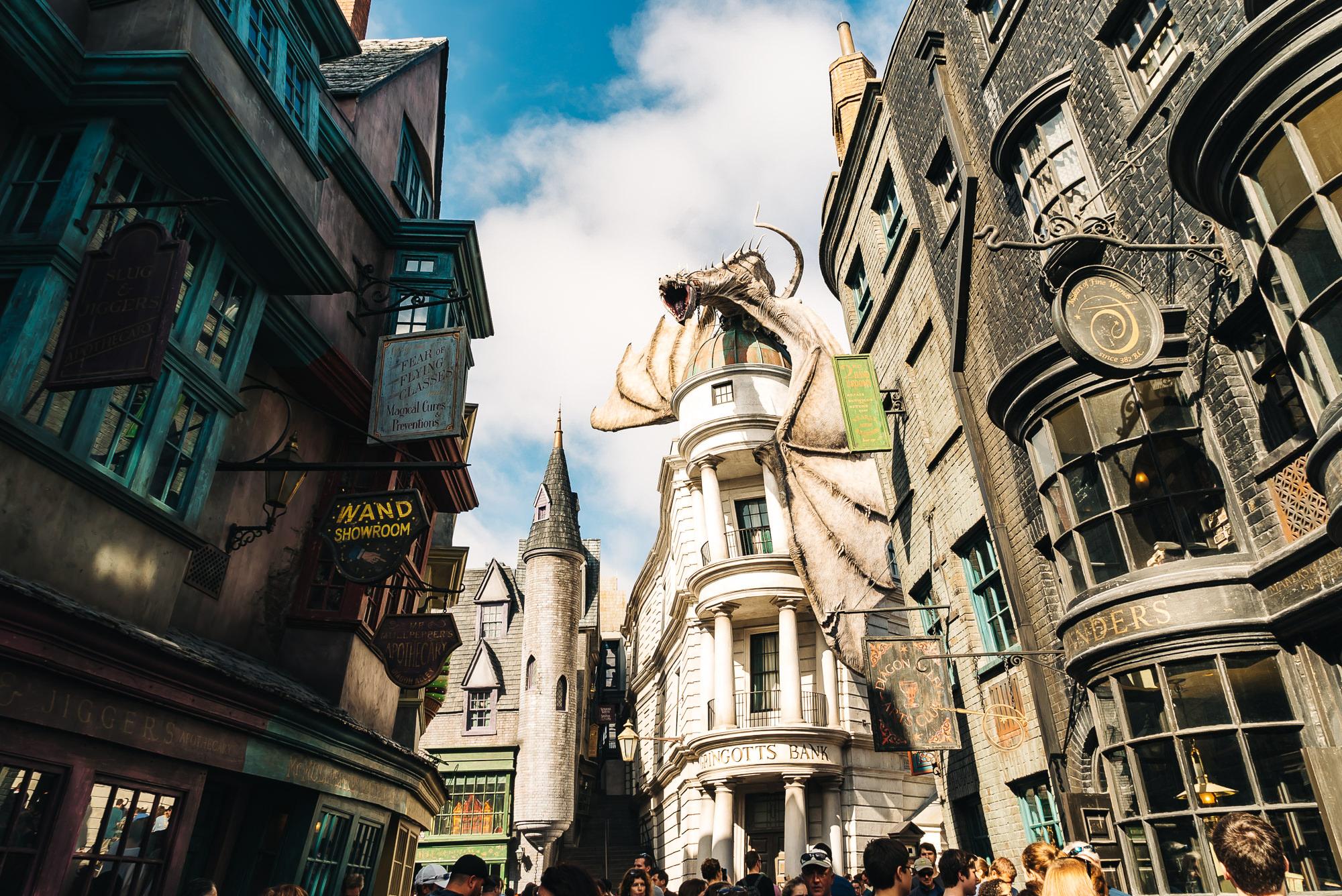 Universal Orlando www.thetravelpockets.com