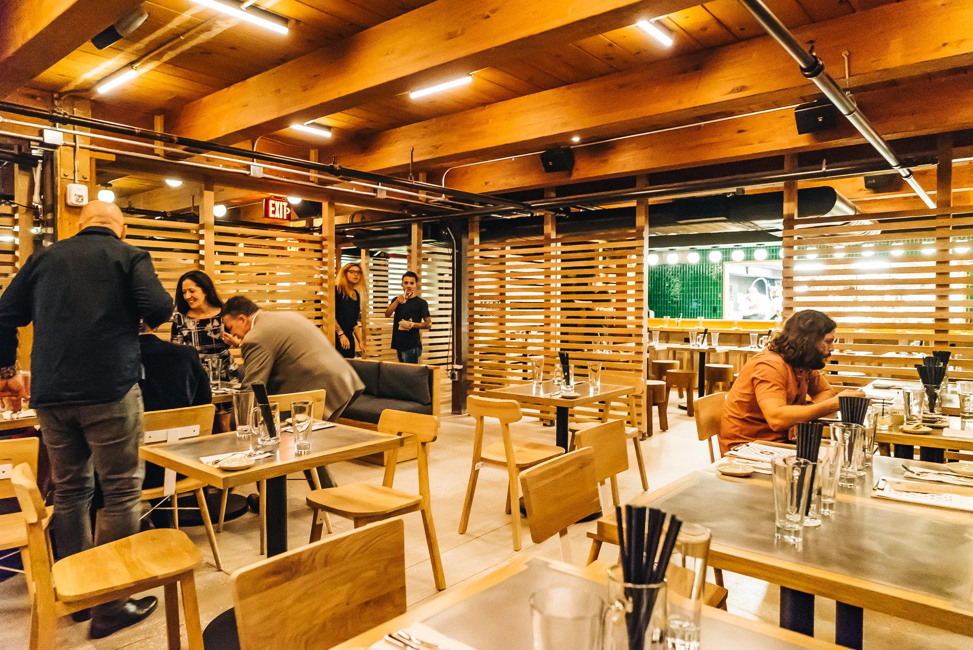 Ichicoro Ane main dining room