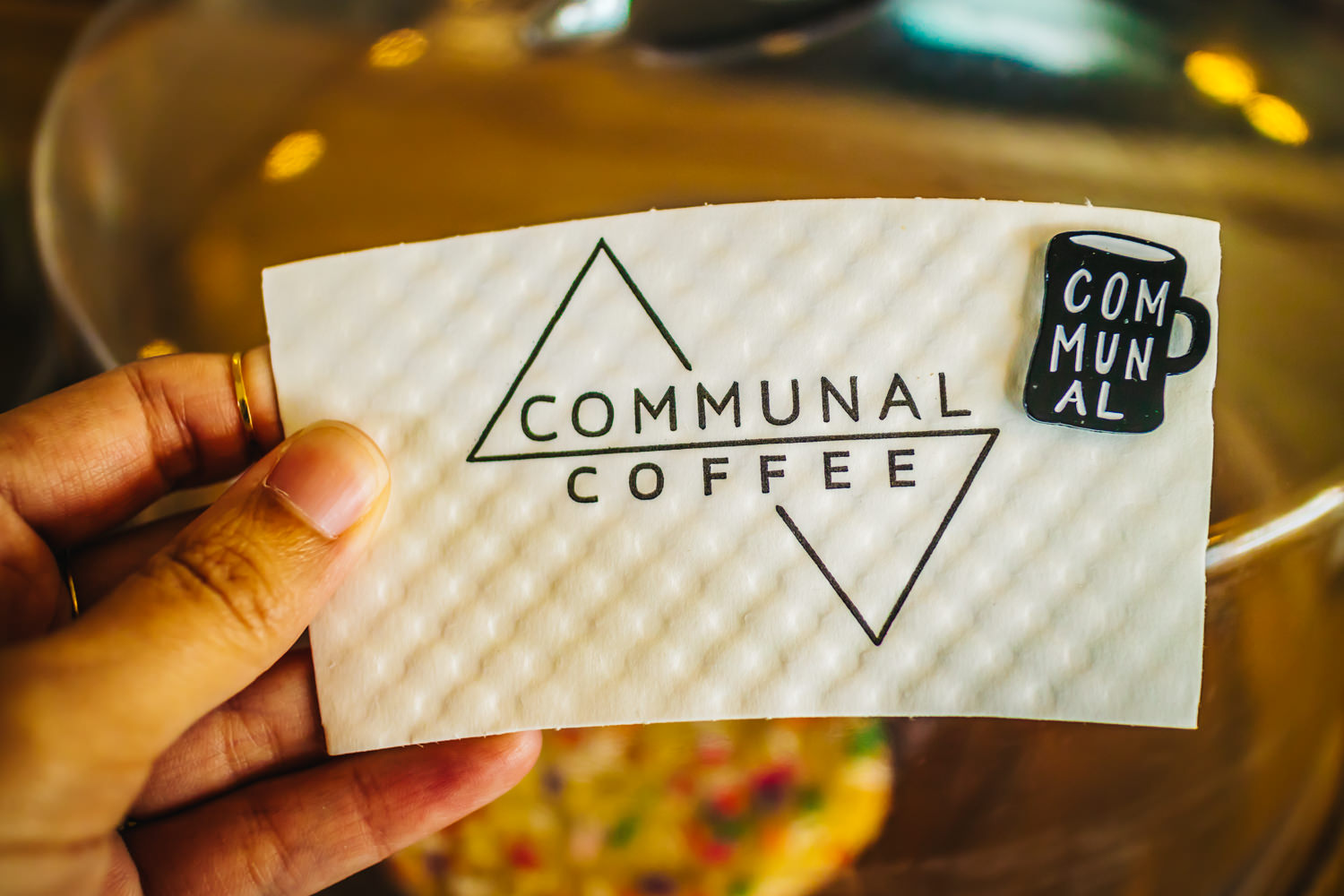 Communal Coffee Pins