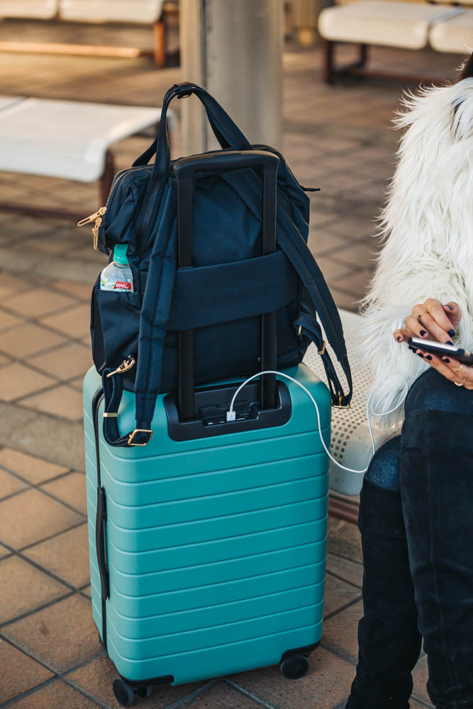The Most Stylish Anti-Theft Travel Backpack for Women - Travel Pockets
