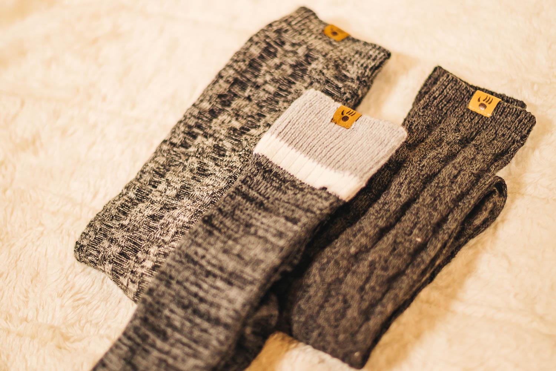 Bearpaw Socks    -  Receive 20% Off with Code  BA17RHRPAW