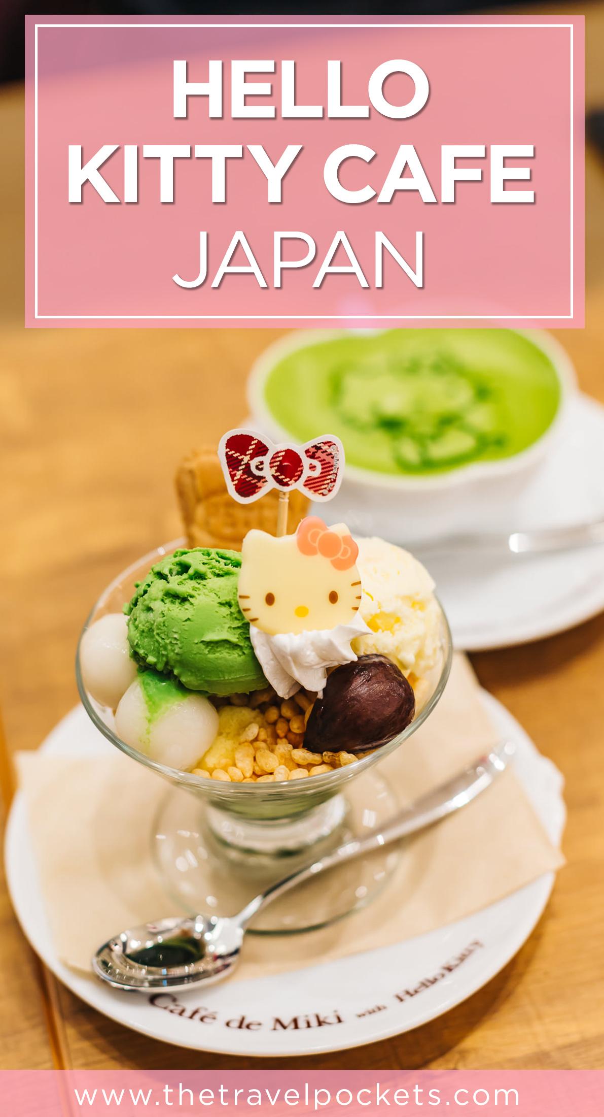 Hello Kitty Cafe Japan www.thetravelpockets.com