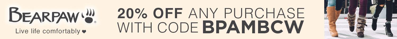 BEARPAW+Banner+20OFF_Code
