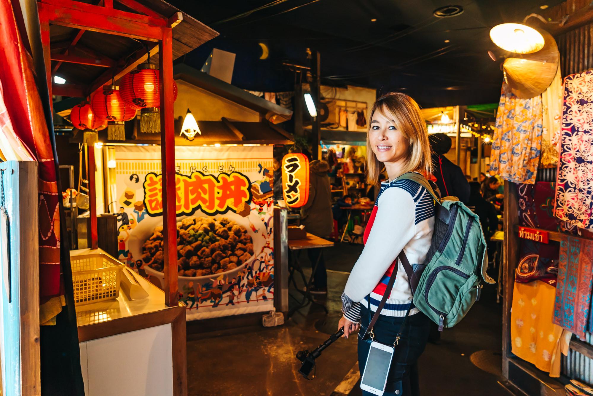 Entering the Noodles Bazaar