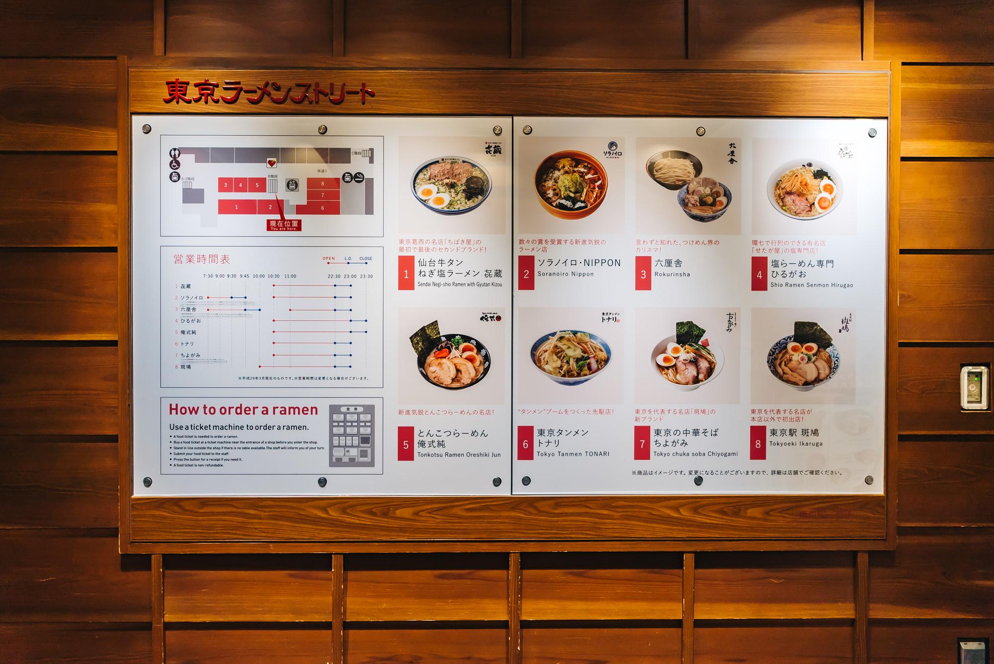 8 of the best ramen shops in Japan