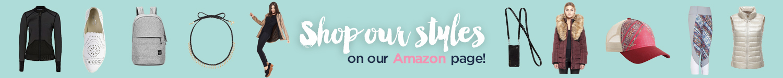 TRAVEL POCKETS Amazon Shop