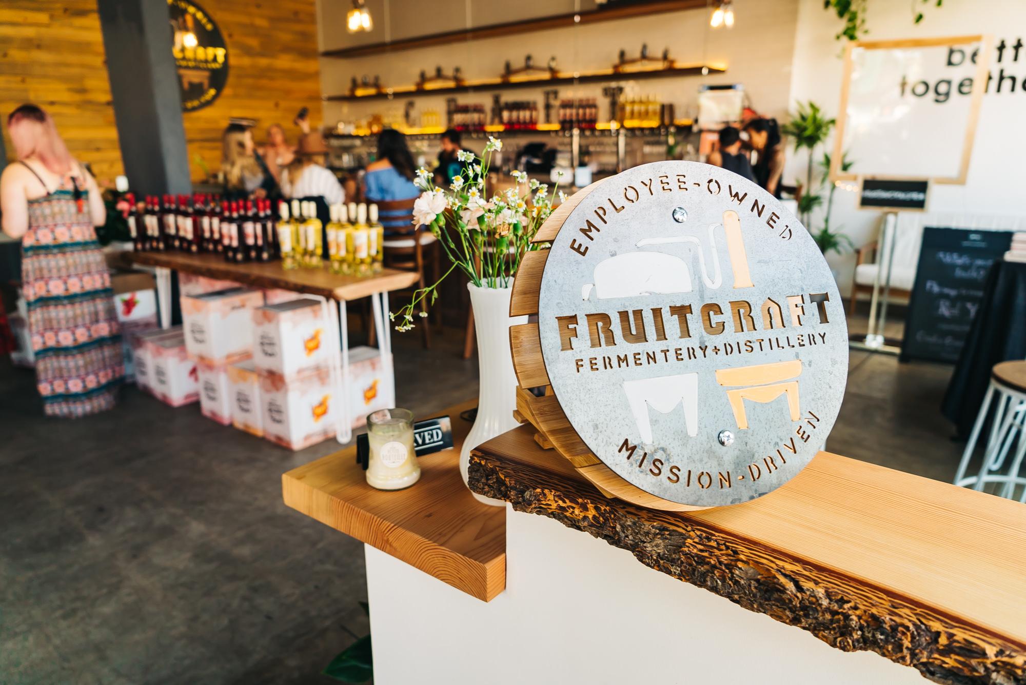 FruitCraft Galentine's Brunch