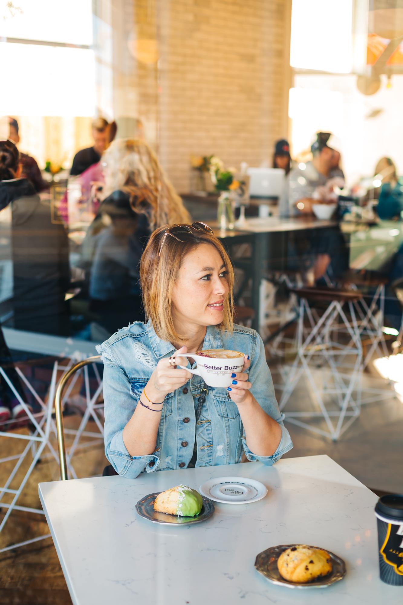 Better Buzz Coffee Hillcrest San Diego