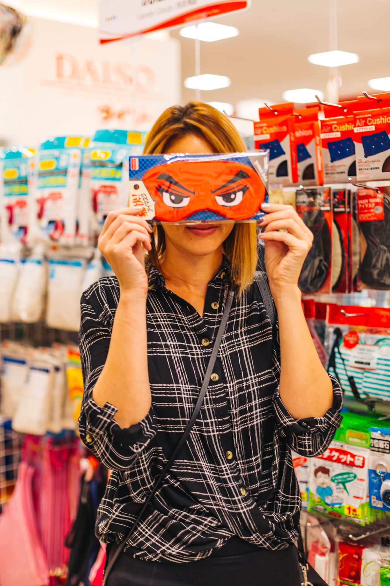 Fun anime eye masks - great for gifts!