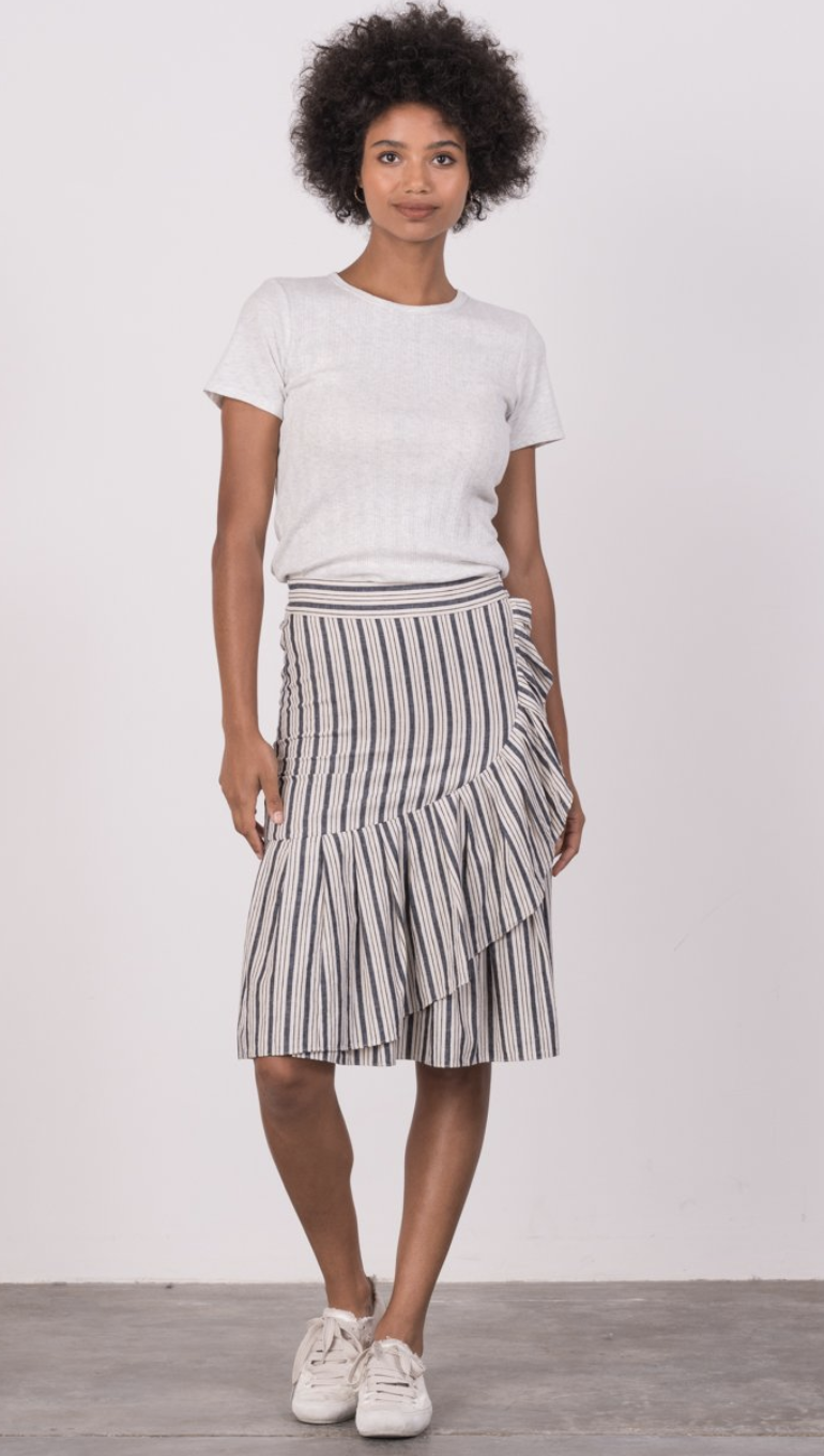 Margaret O'Leary Ruffle Skirt