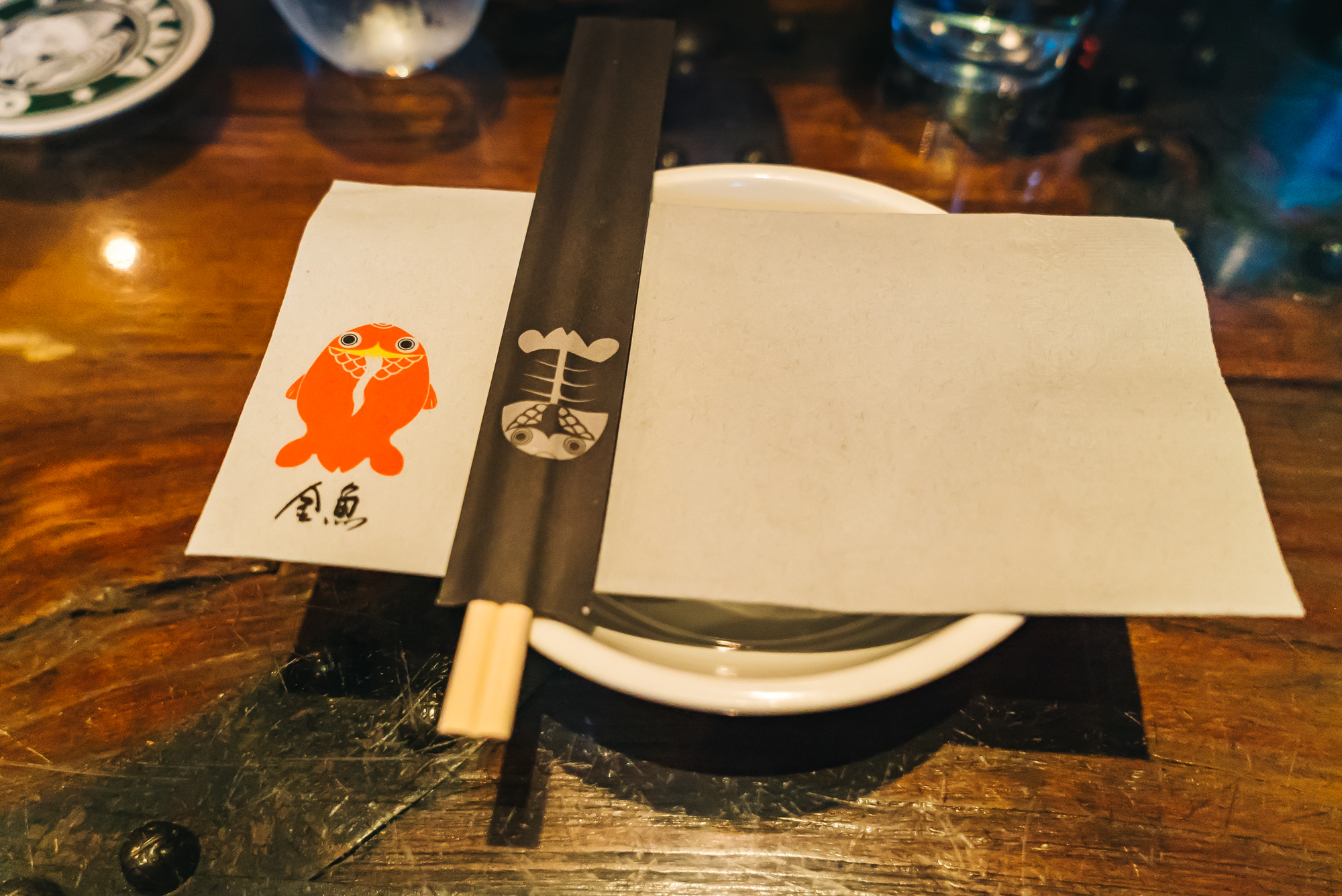 KINGYO IN JAPANESE MEANS GOLD FISH
