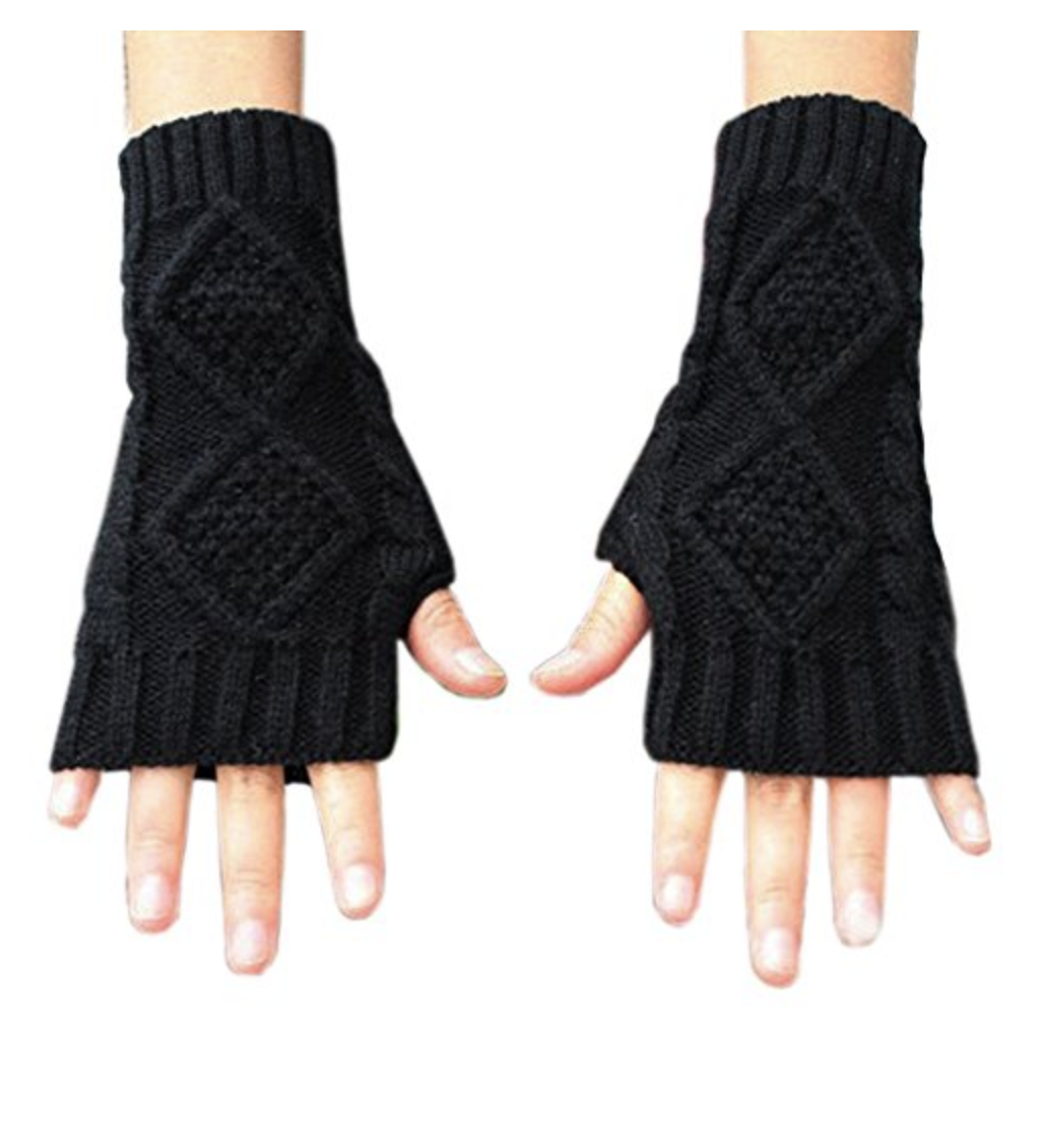 Winter Wool Gloves