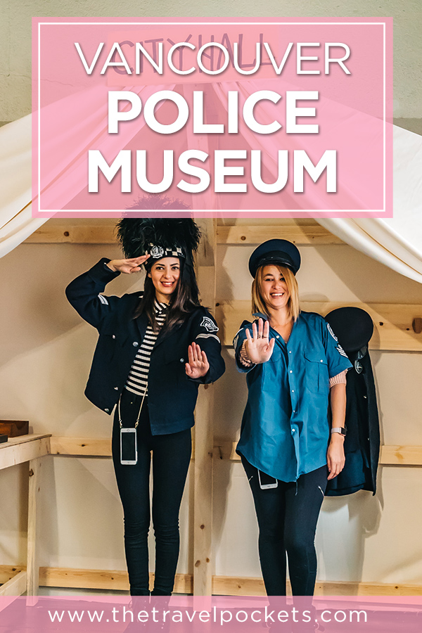 PINTEREST Police Museum Vancouver