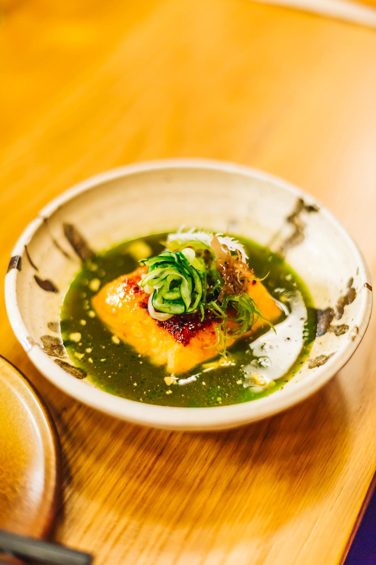 SAKE MATCHA - 鮭抹茶