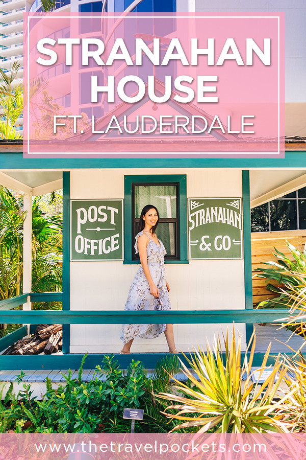 Stranahan House Pinterest
