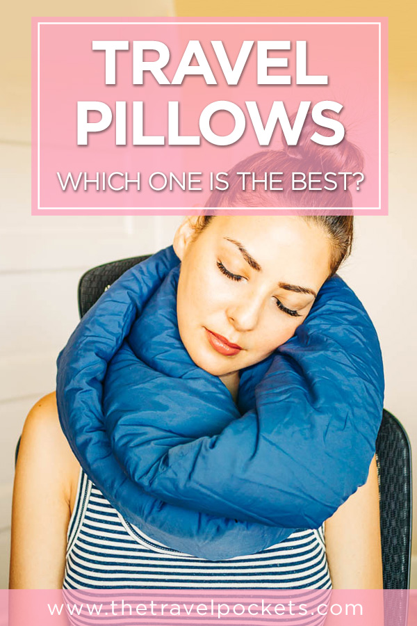 Travel Pillow Travel Pockets