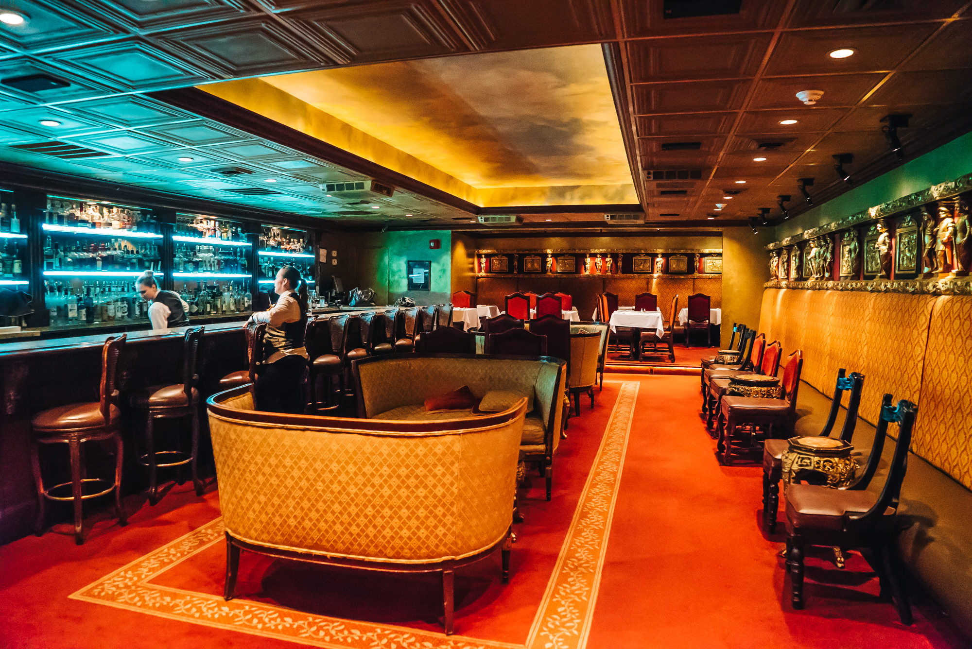 You Have To Try The Dining Experience At Bern S Steak House