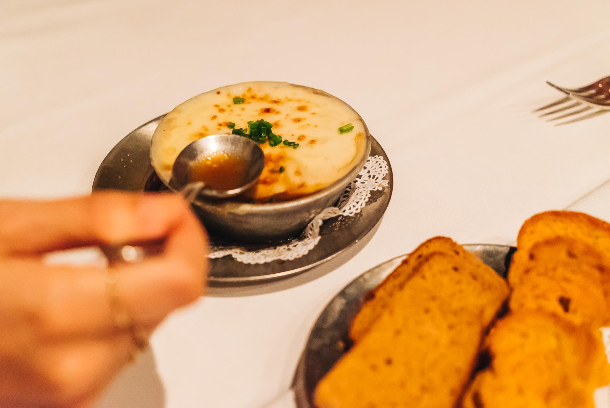 Bern's French Onion Soup